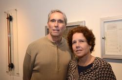 Pedro Paulo Domingues e Monica Barreto