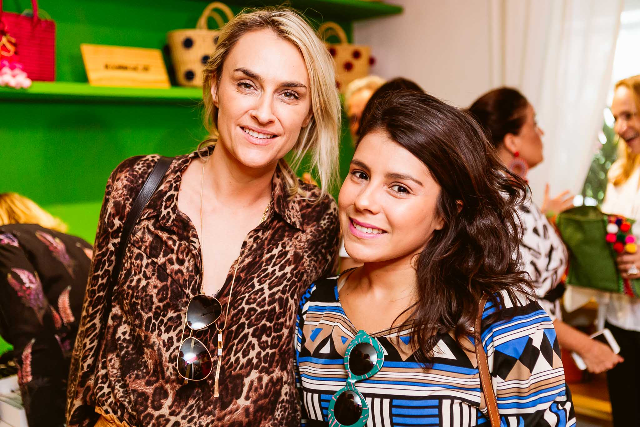 Kiara Bianca e Carol Gama