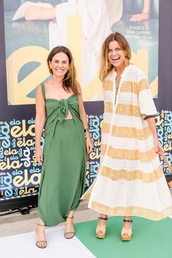 Geisa Rabello e Aninha Dias Zander