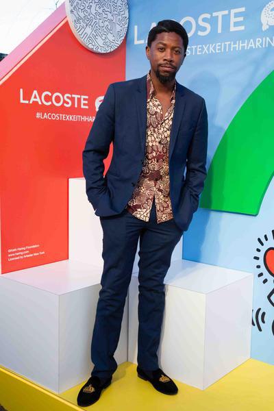 O ator Atandwa Kani