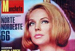 Terezinha Pittigliani nos anos 60