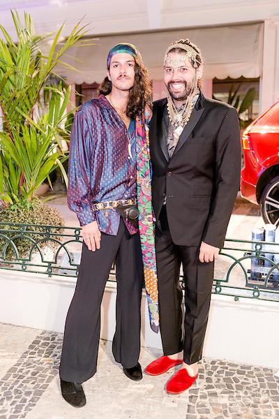 Patrick Doering e Thomaz Azulay