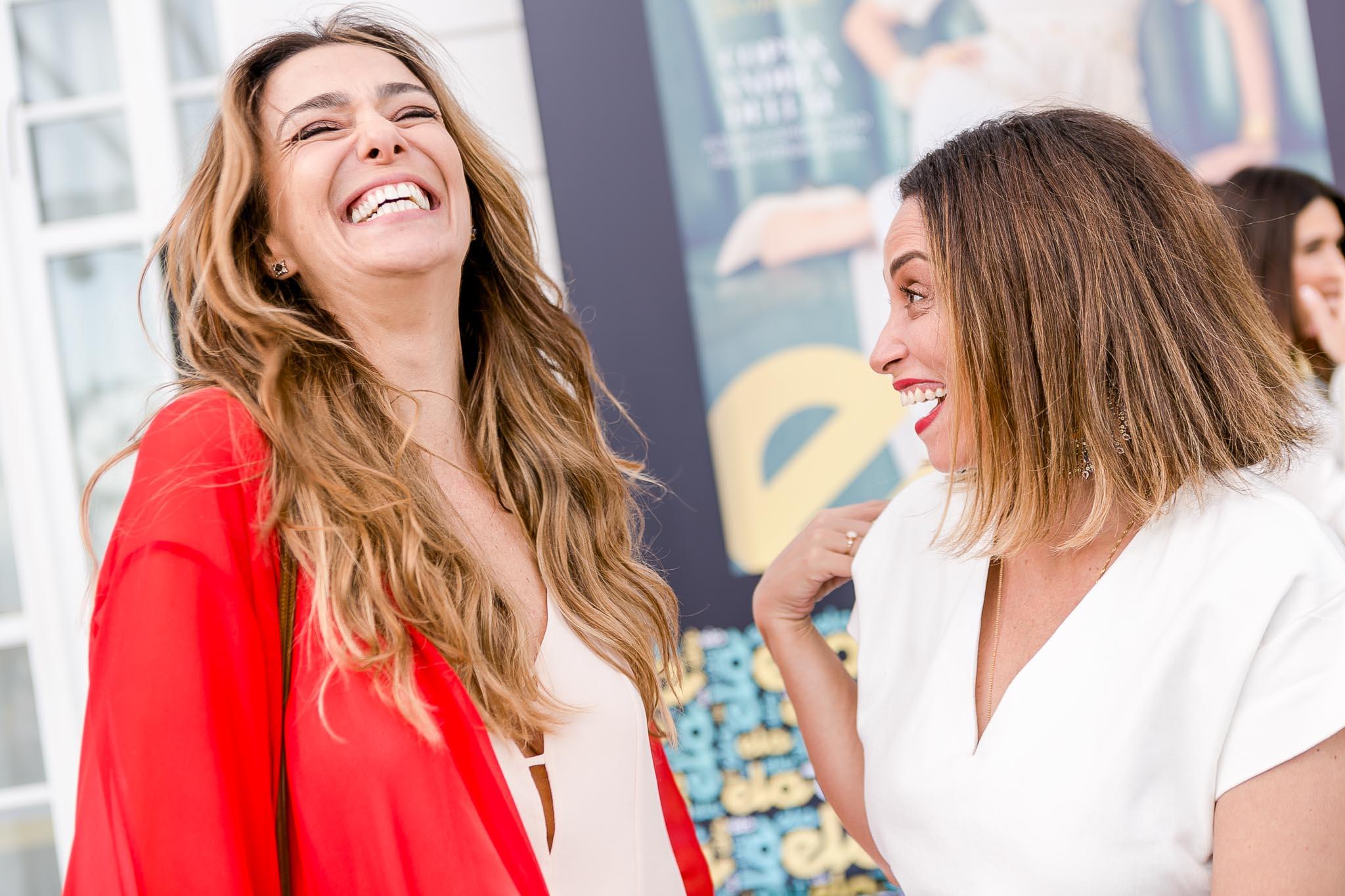 Monica Martelli e Suzana Pires