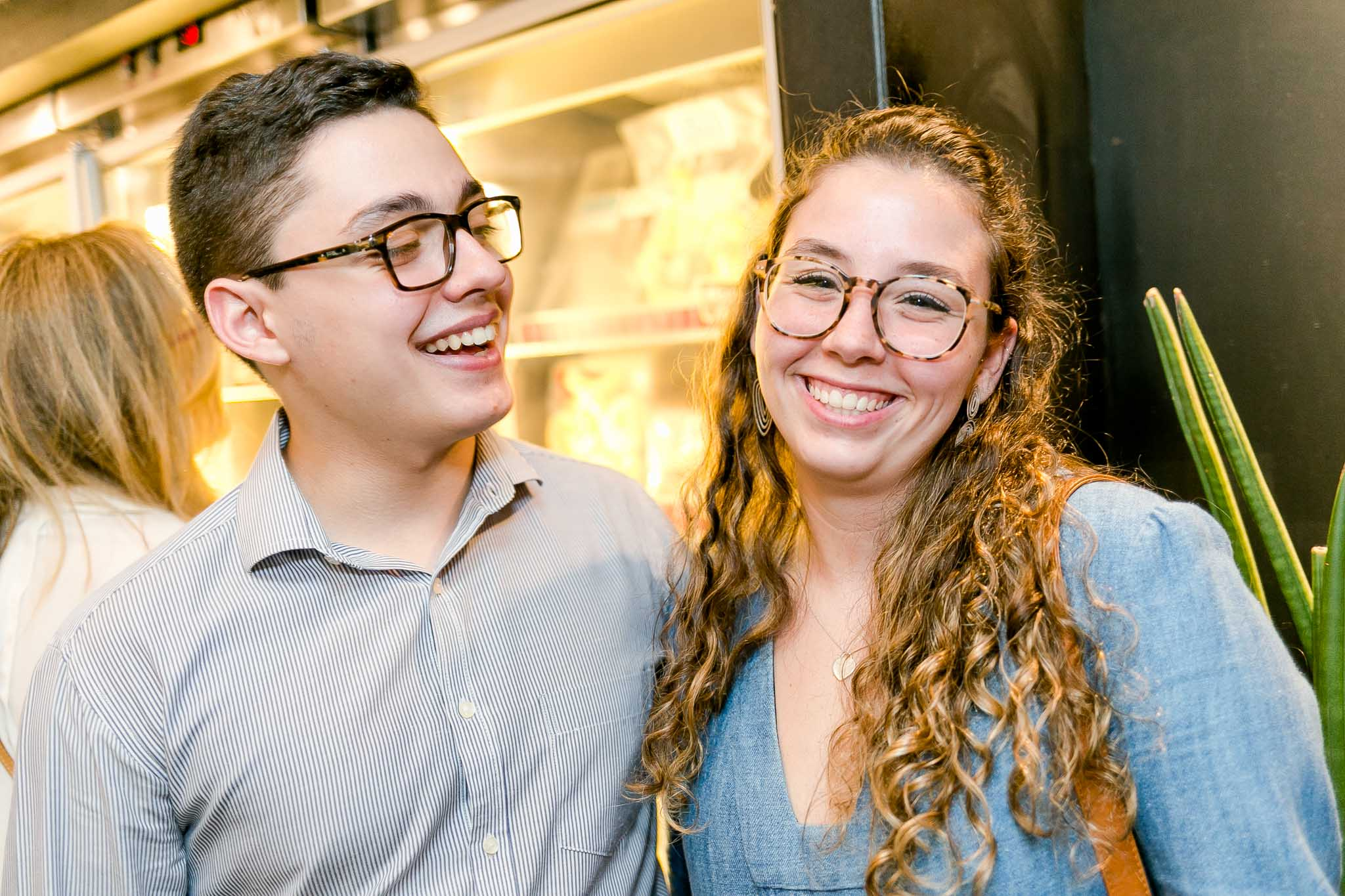 Pedro Araujo e Luyza De Luca