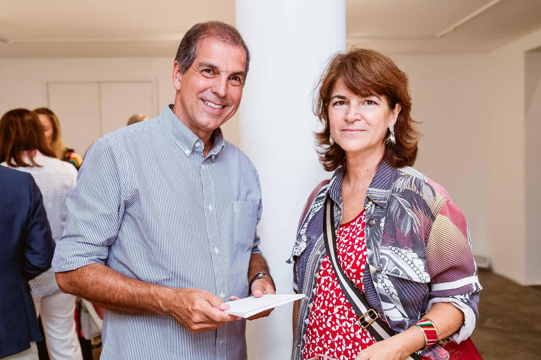 Luiz Carlos Nabuco e Cecilia Borges