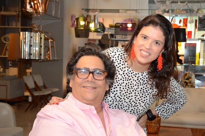 Antonio Neves da Rocha e Fernanda Quente