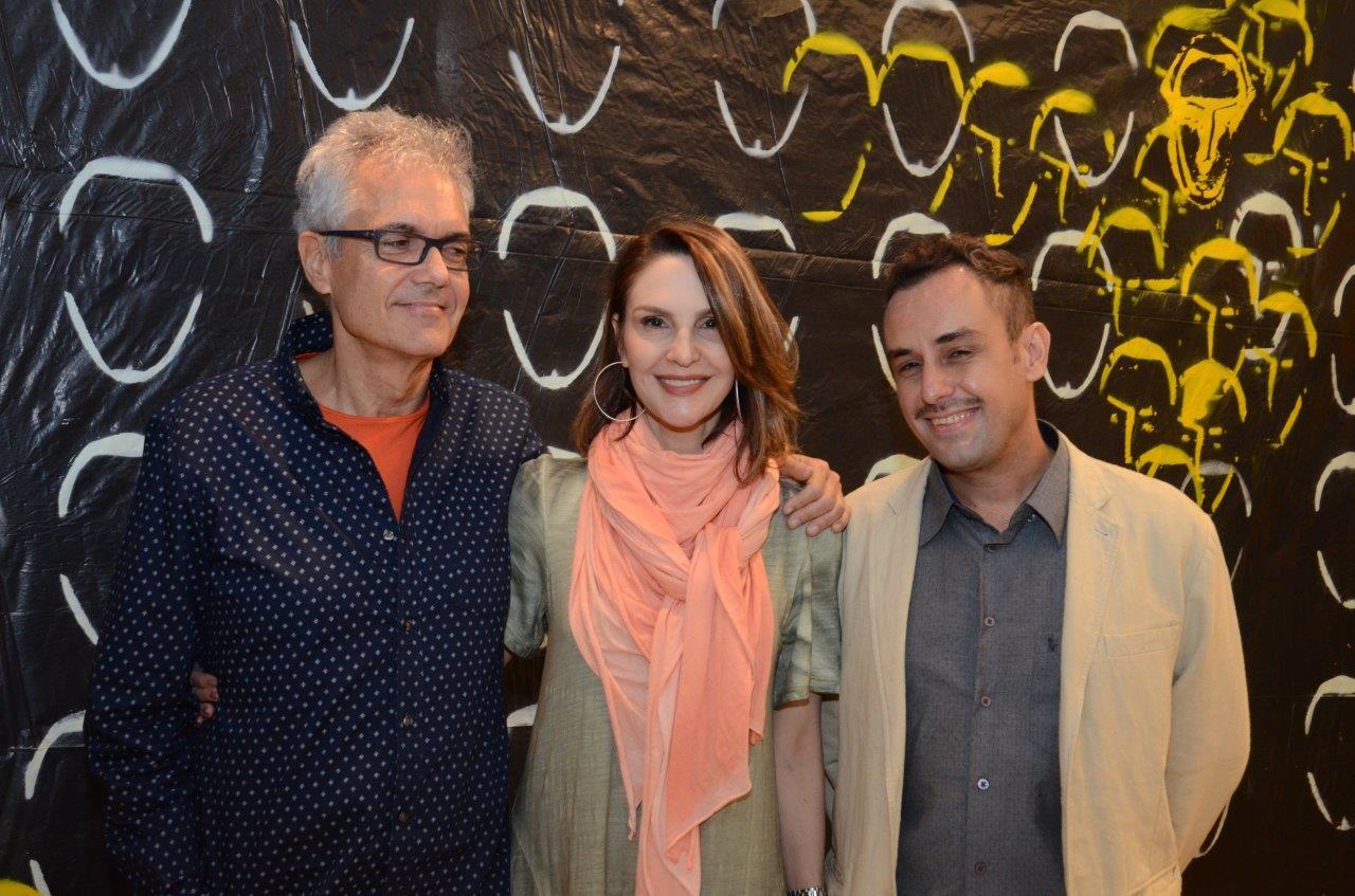 Lauro Cavalcanti Toia Lemann e Carlos Contente