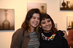 Maria Flaksman e Dora Dacosta