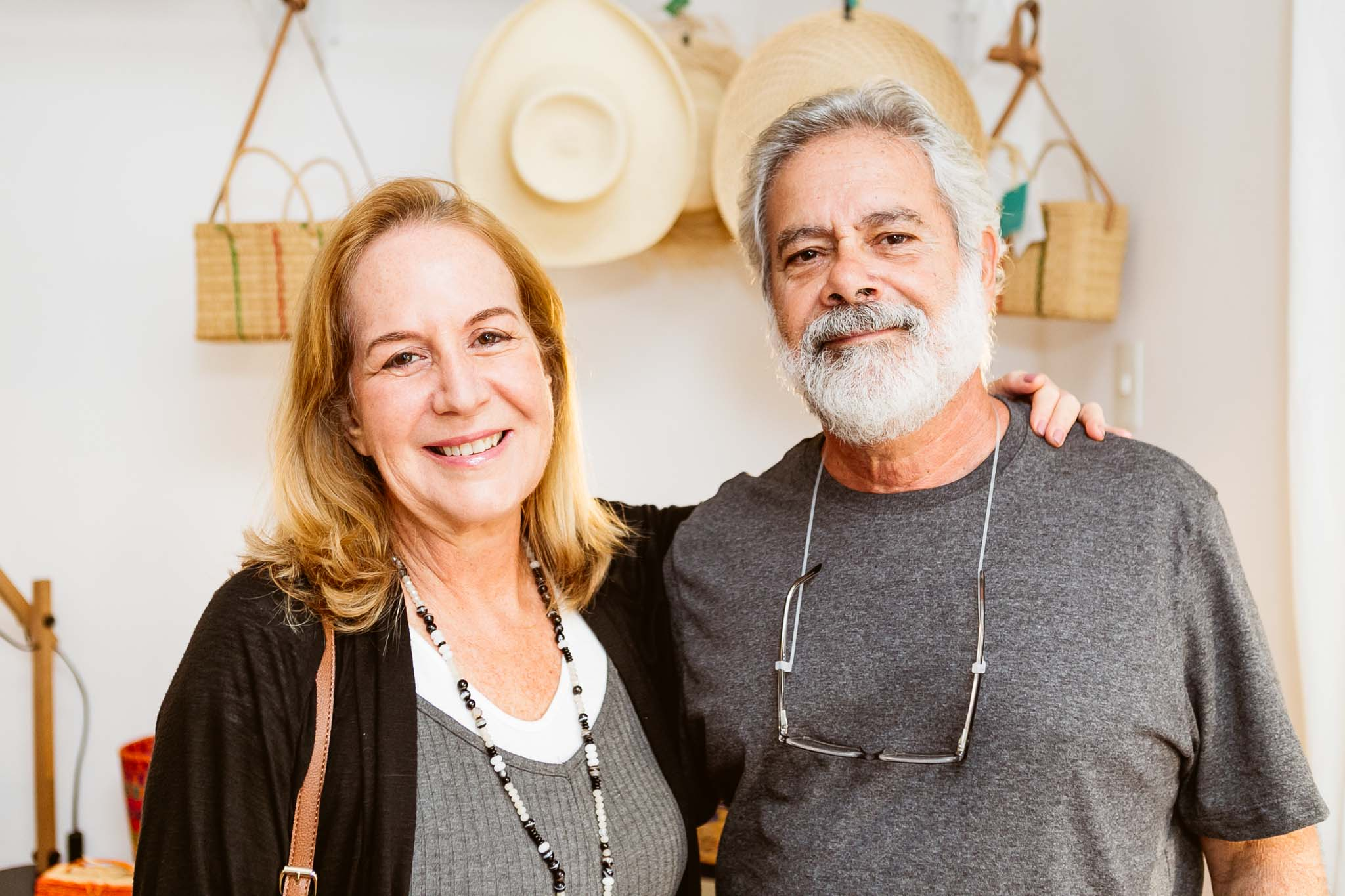 Paula Miranda e Paulo Rocha
