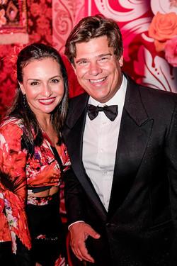 Mauricio Werner e Roberta