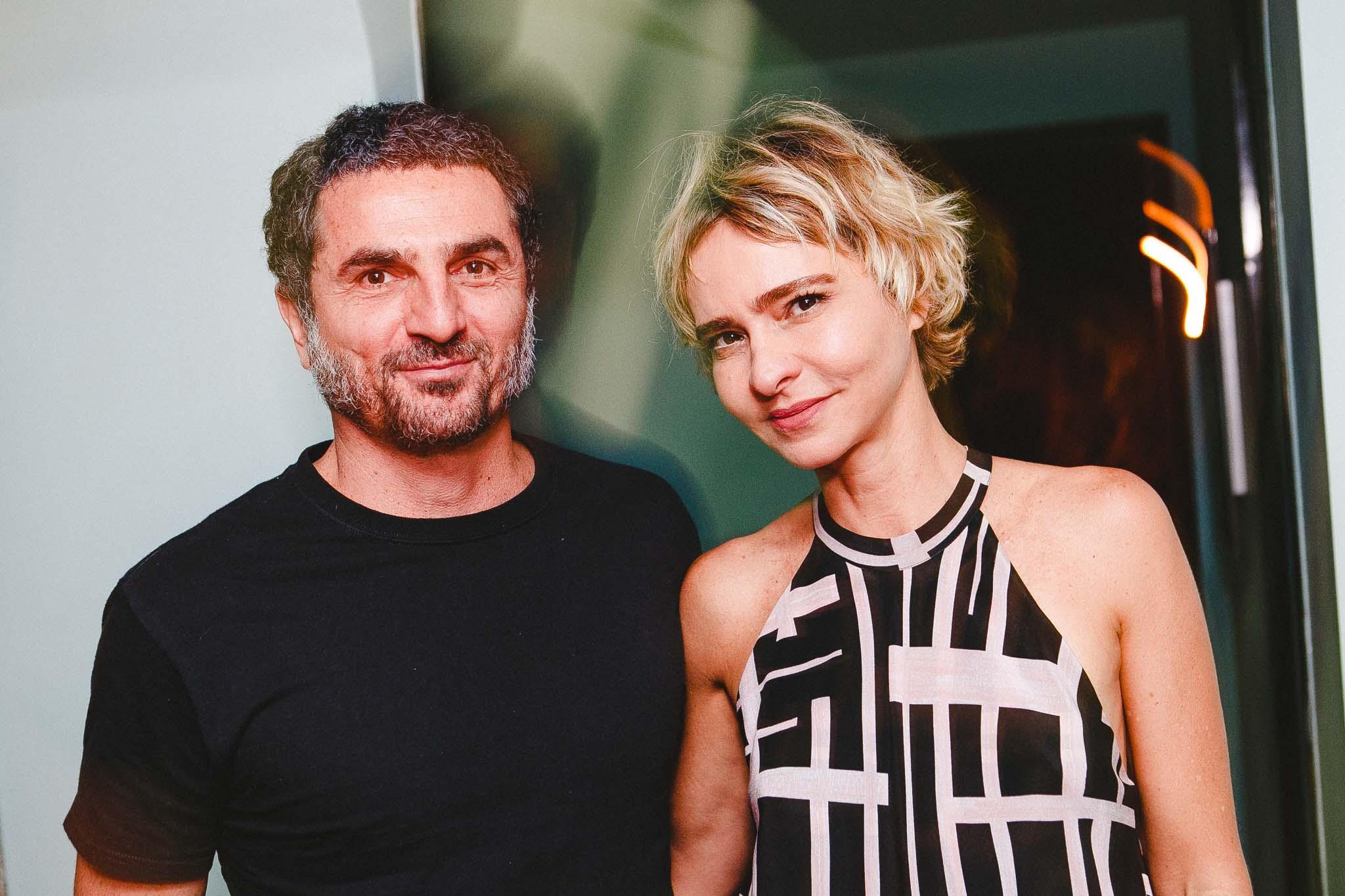 Cello Macedo e Zaza Piereck