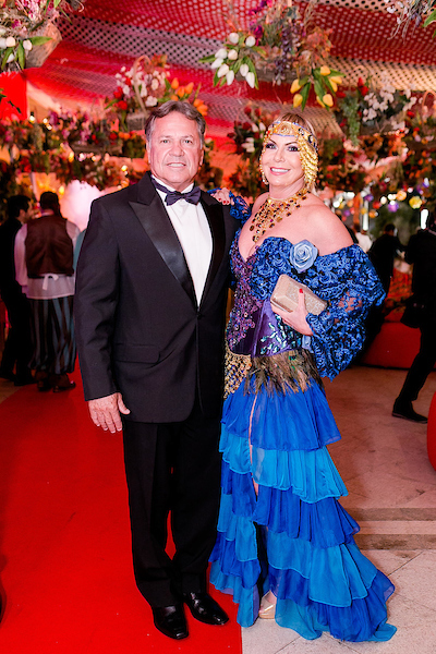 Flavio e Nina Kaufman