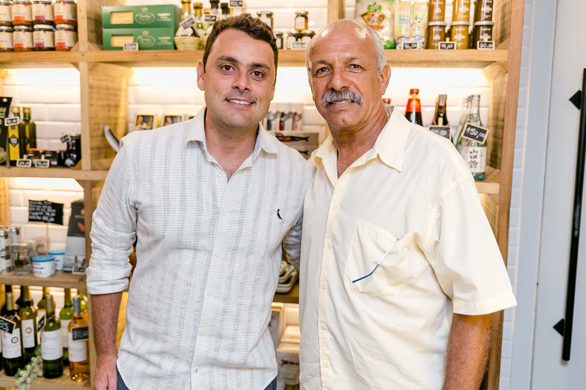 Thiago De Luca e Junior