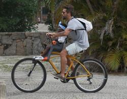 De bicicleta, lá vaii Titi