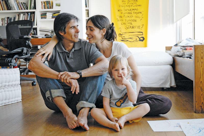 Walter Moreira Salles Jr, Maria (Klabin) e Vicente