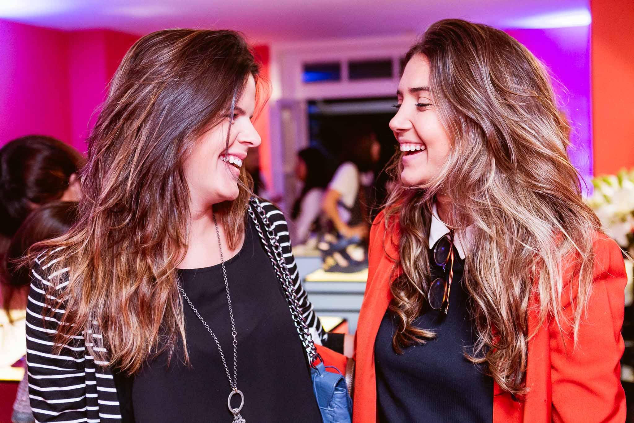 Ana Carolina Sodre e Barbara Ganeff