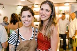 Lia Pinto e Maria Renda