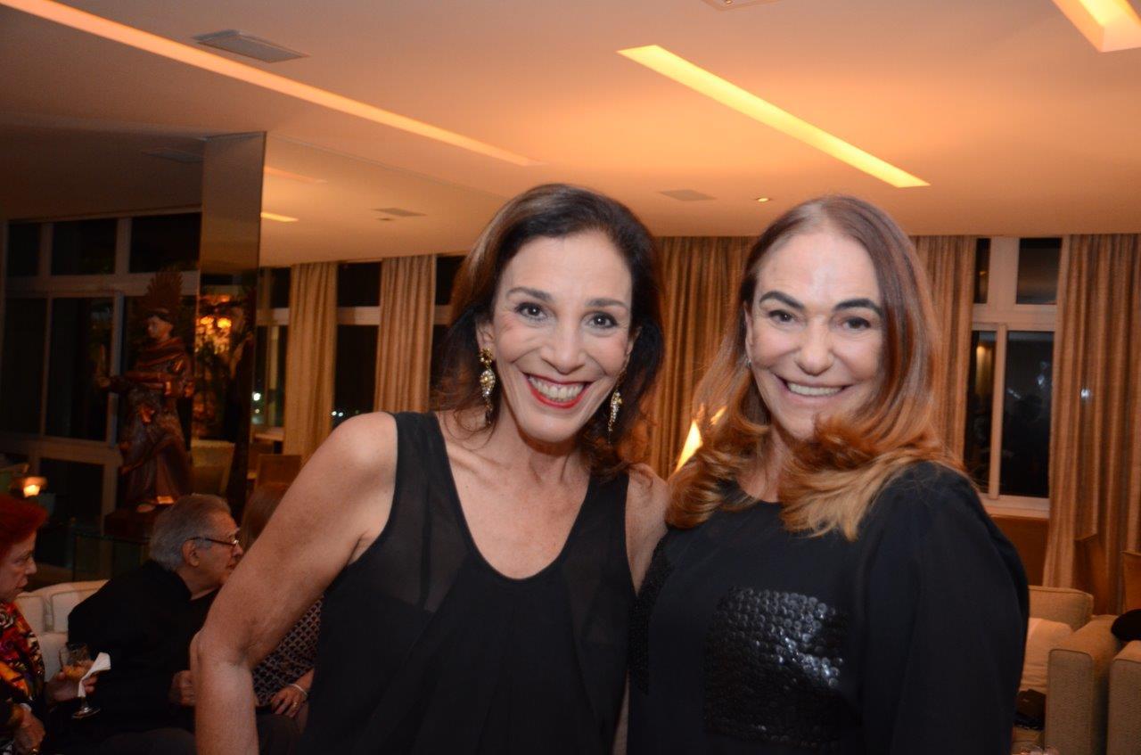 Alicinha Silveira e Ana Luiza Camargo