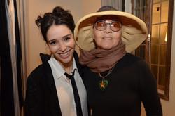 Fernanda Elisa e Yolanda Figueiredo
