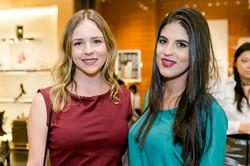 Carla Castro e Aline Vieira