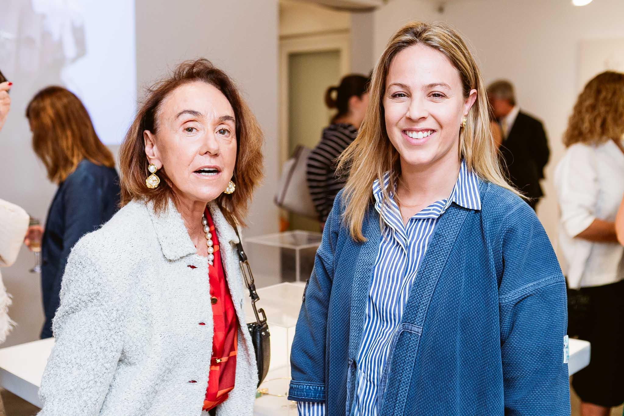 Debora Sauer e Alexia Wenk