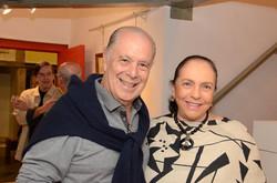 BRENNAND NA GALERIA EVANDRO CARNEIRO