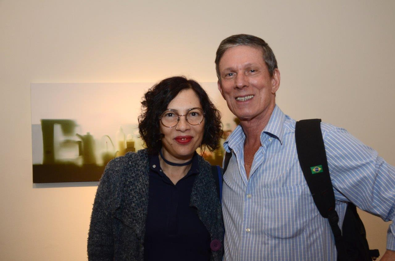 Patrizia D'Angelo e Vasco Acioli