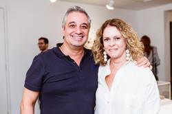 Ronaldo Simoes e Aninha Costa