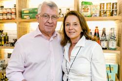 Gilberto e Mirian Prado