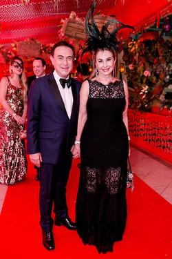 Amaury Junior e Celina