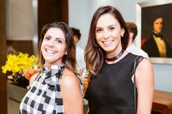 Andreisa Naves e Karina Nunes