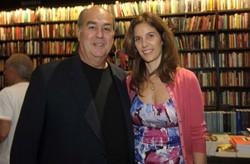Roberto Irineu Marinho e Karen
