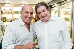 Toni De Luca e Mauro Nahoum