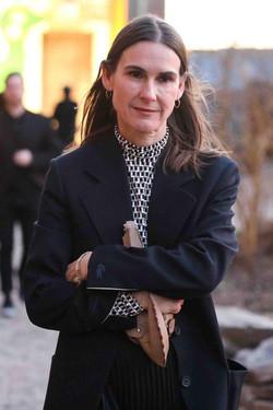 A diretora criativa Louise Trotter