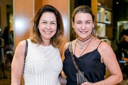 Rosana Juca e Lidia Dana