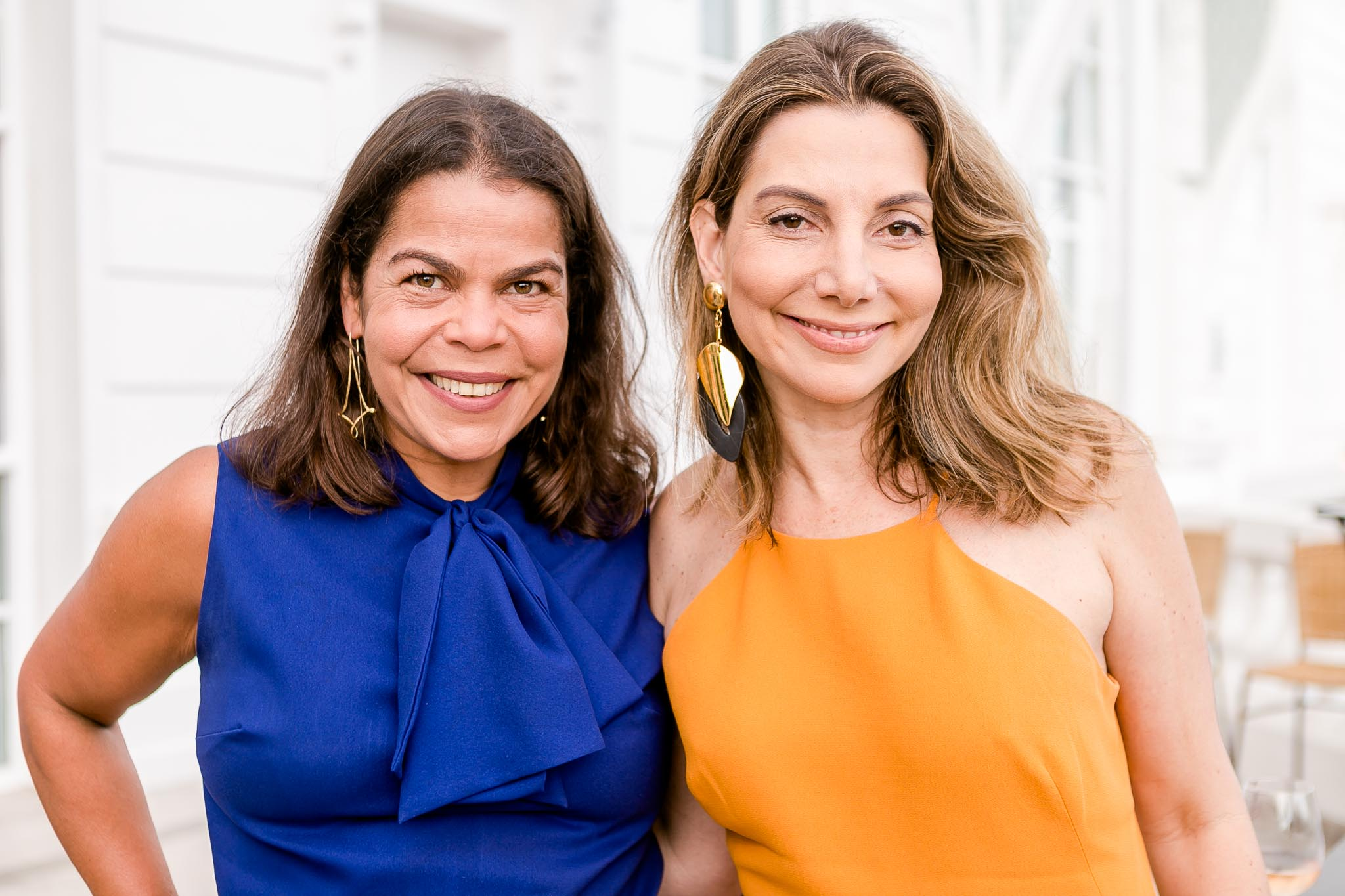 Daniela Falcão e Renata Reis