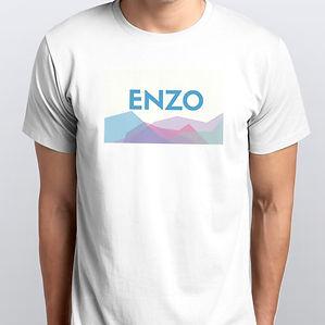 Camiseta Masculina Enzo