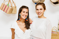 Paula Bandeira e Catarina Zecchin