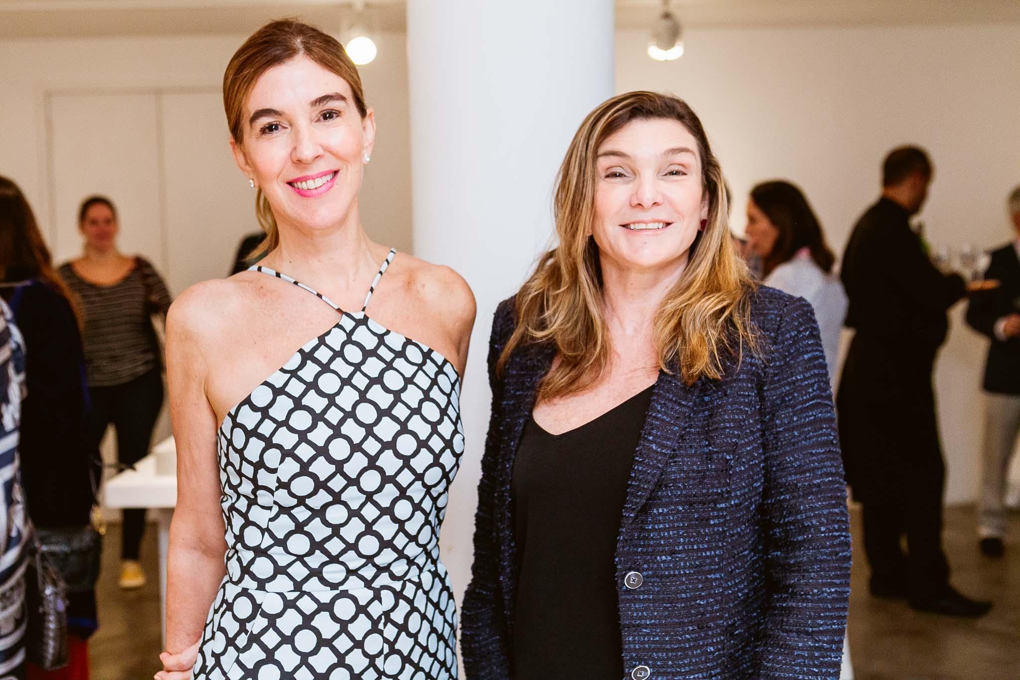 Bete Floris e Olga Oakim
