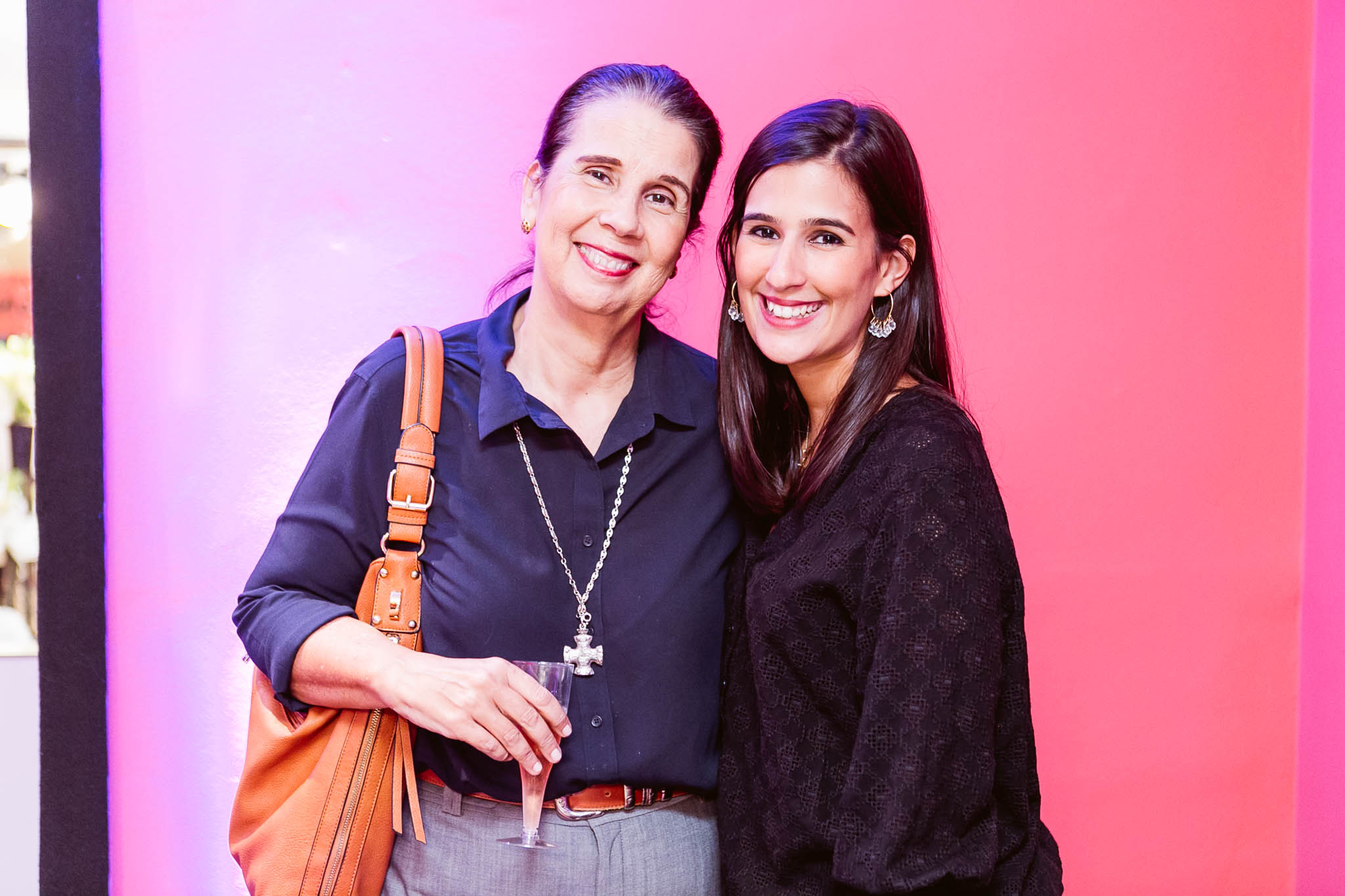 Ana Maria Medrado e  Paula Bandeira