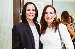 Liz Machado e Clara Tenembaun