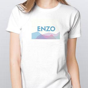 Camiseta Feminina Enzo