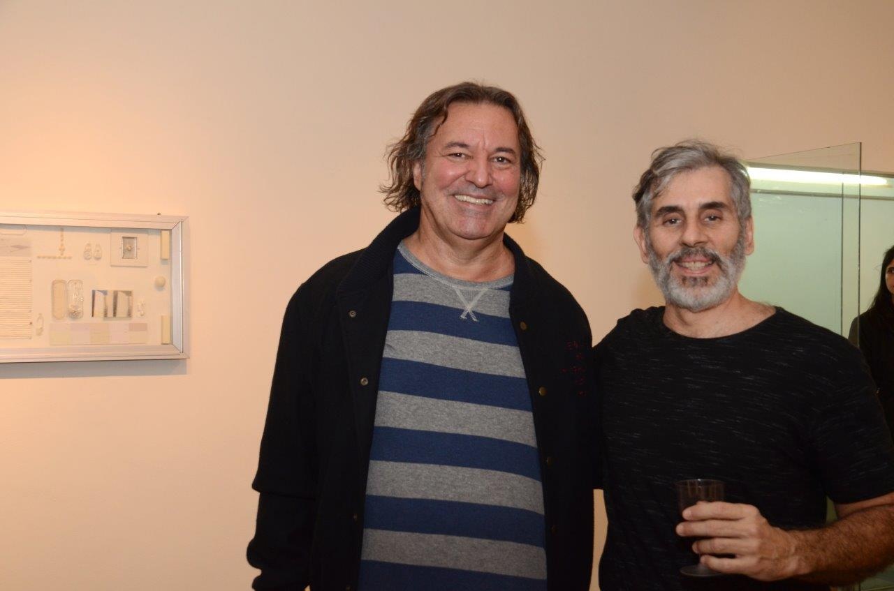 Ludy Montes Claros e Alexandre Dacosta