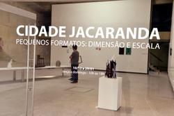 Exposição Cidade Jacarandá
