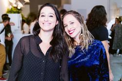 Isabela Boechat e Fernanda Kopke