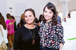 Leticia Carvalho e Talita Vaccaro