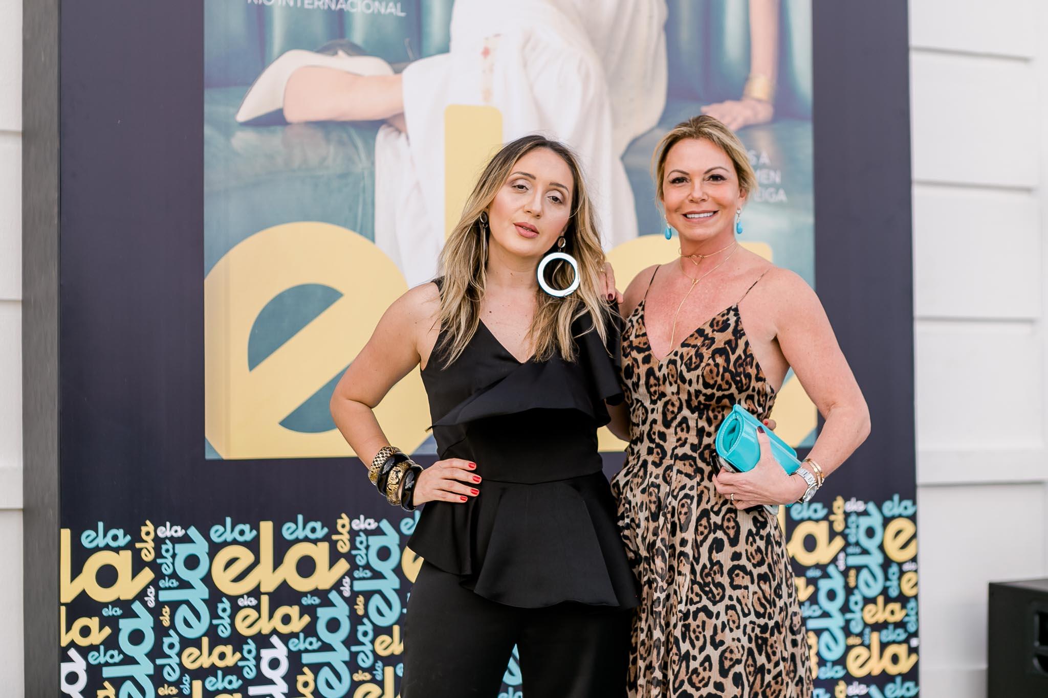 Erica Bourguignon e Nina Kauffmann