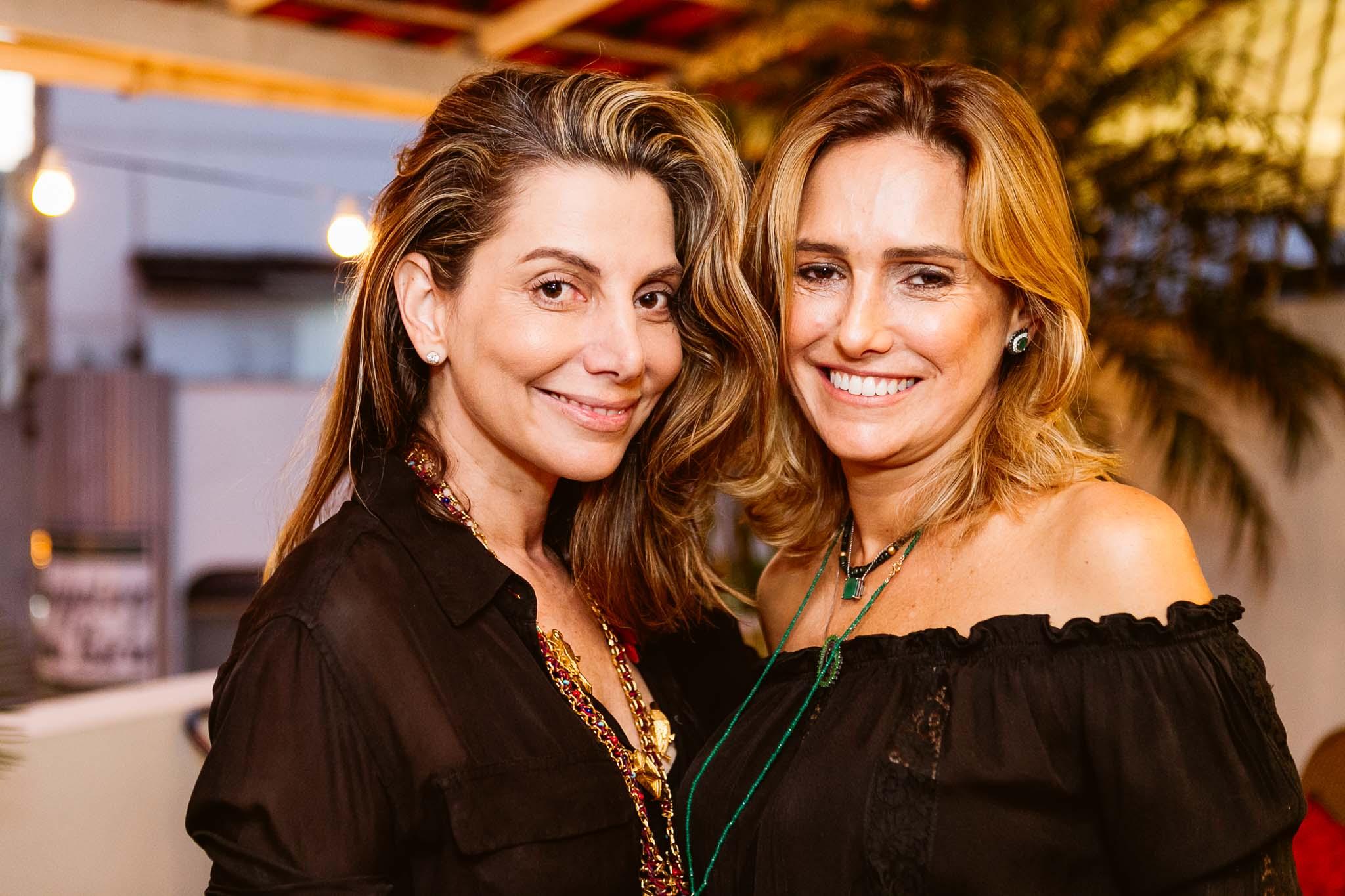 Renata Reis e Georgia Buffara
