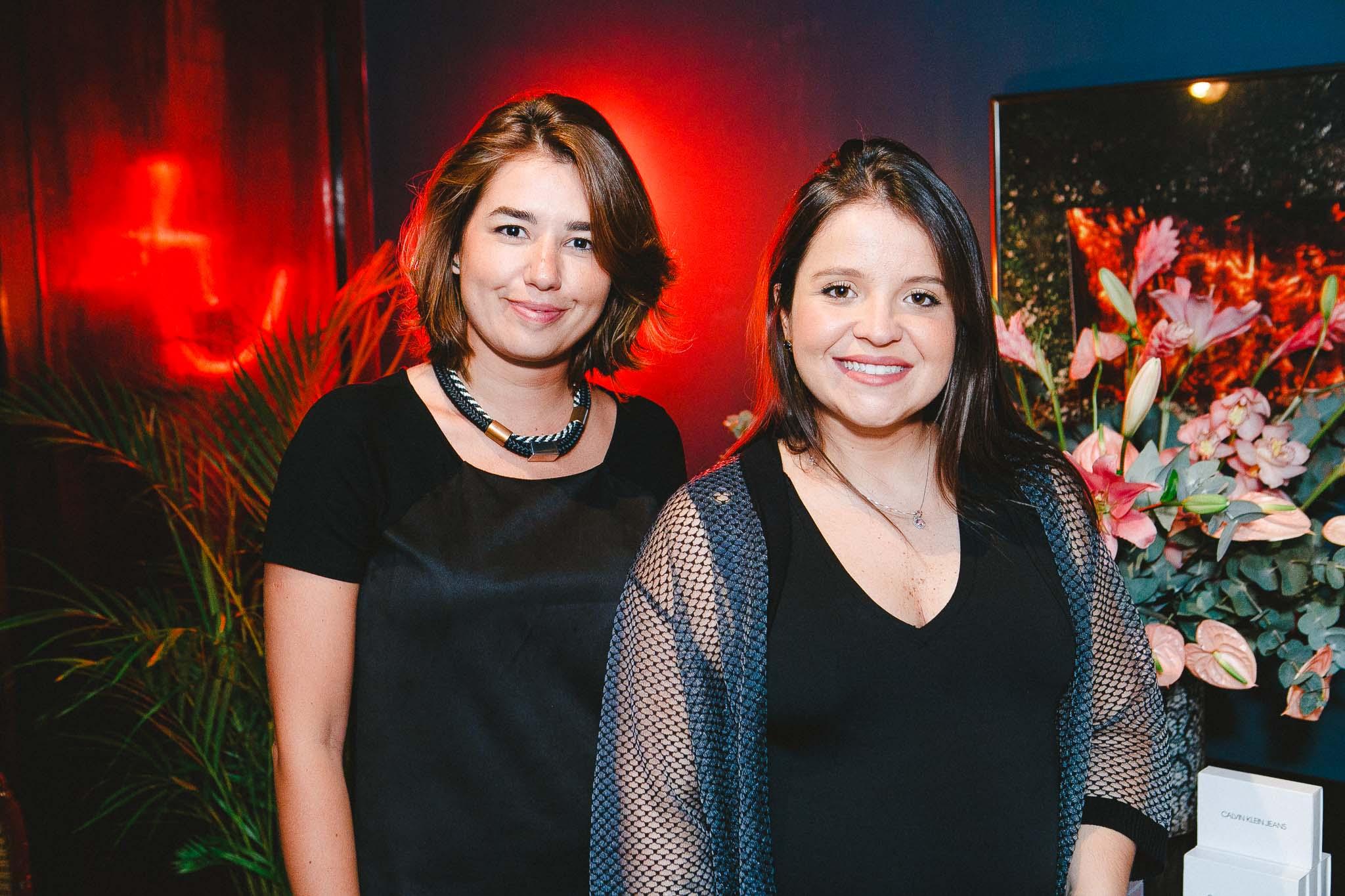 Gabriela Grill e Gabriella Cartaxo