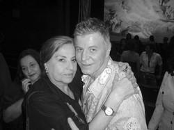 Jaqueline Laurence e Miguel Falabela